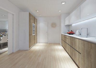 Apartamento Cozinha 1