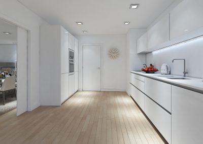 Apartamento Cozinha 2