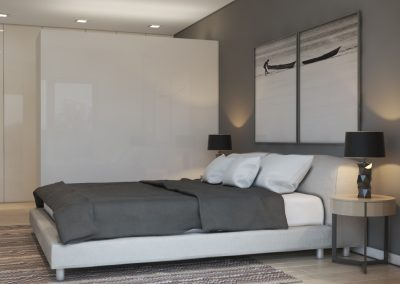 Apartamento Quarto